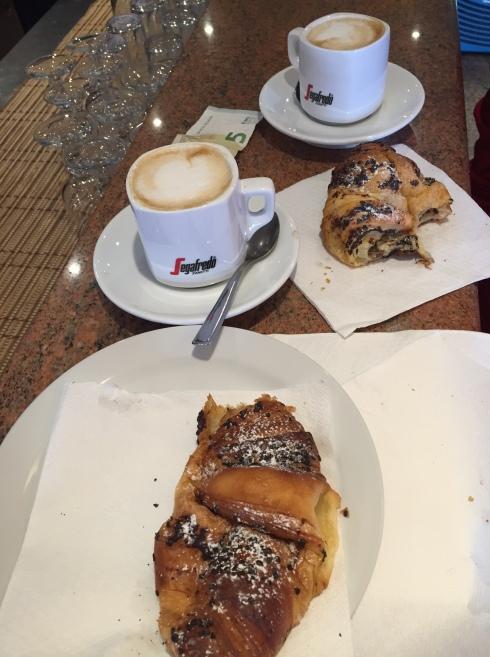 Cappuccini & Cornetti
